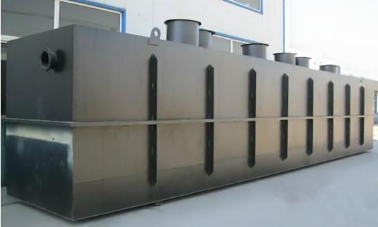 50m3/d养鸡场废水及生活污水系统