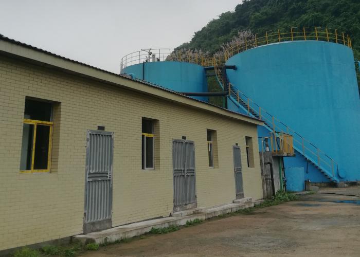 120m3/d渗BB官网处理站更新改造项目